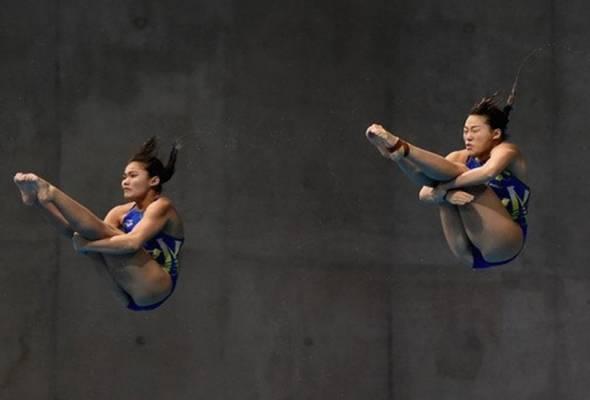 Nur Dhabitah – Wendy Ng bermula langkah kiri, Jellson – Hanis curi tumpuan di Tokyo