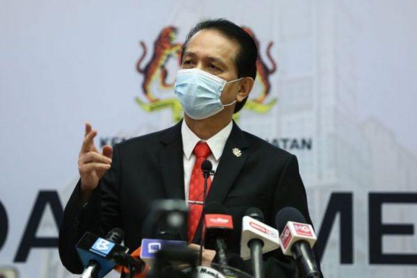 Malaysia rekod kematian harian tertinggi semalam dengan 45 kes – Dr Noor Hisham