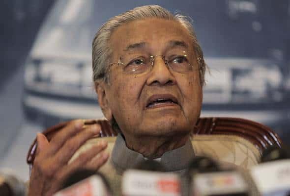 Pejuang mungkin tidak hadir sidang Parlimen jika tiada sesi bahas – Dr Mahathir
