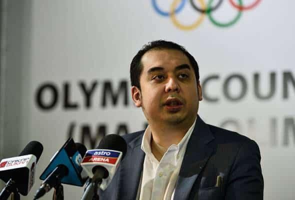 Setiausaha Agung MOM harap sukan terjun, badminton, berbasikal menang banyak pingat