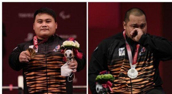 Atlet paralimpik terima mata ganjaran, penghantaran makanan dari Grab Malaysia